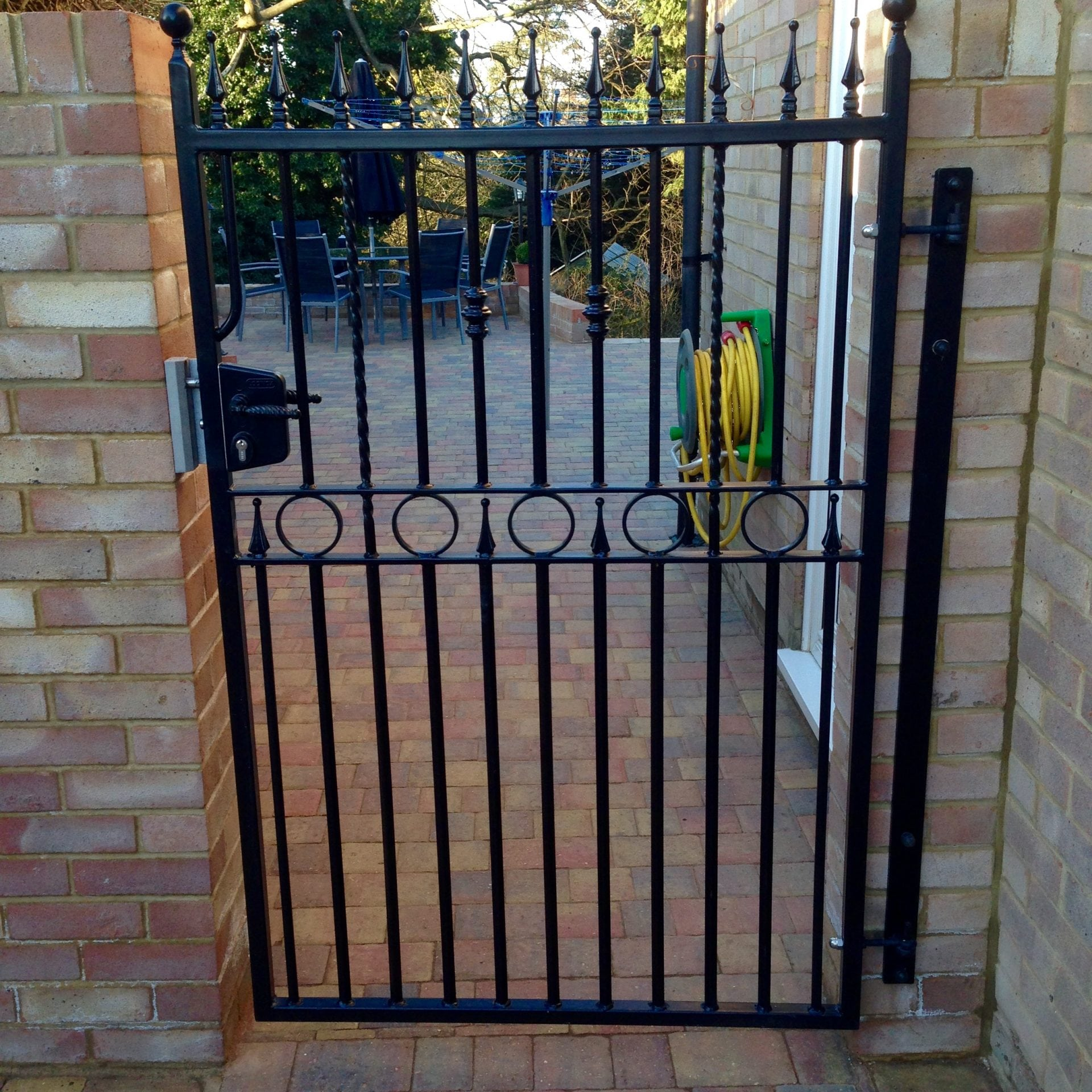 Wrought Iron Medway Amp Maidstone Wrought Iron Gates Amp Fencing